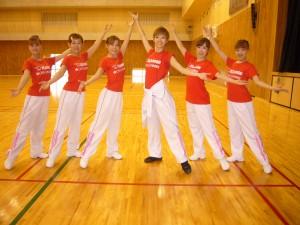 2015年10月6日 京都産業大学付属高等学校 劇団員2