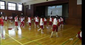 2015年9月8日 四條畷学園高等学校 (保育科)2年生