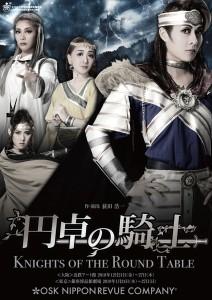 円卓の騎士本チラシ